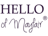 hello of mayfair logo